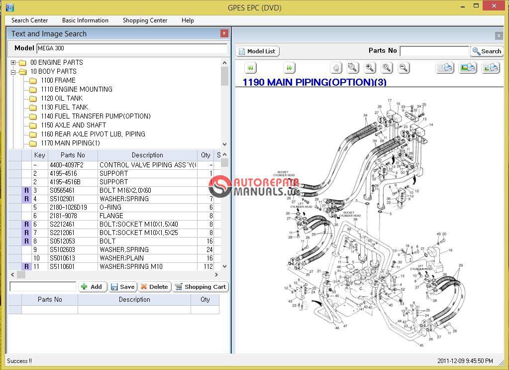 Stupendous Doosan Forklift Parts Catalog Infracore Gpes 2012 Auto Repair Wiring Cloud Brecesaoduqqnet