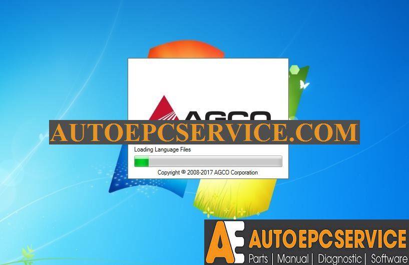 AGCO EDT (Electronic Diagnostic Tool) v1 75 [03 2016]