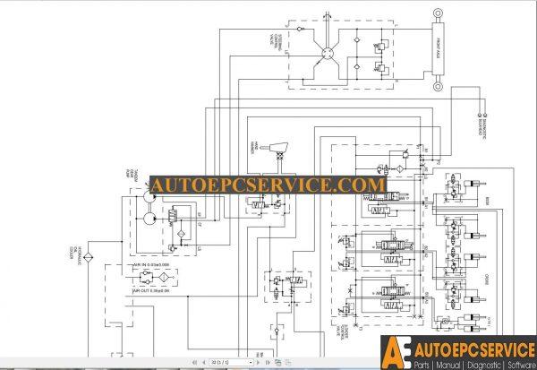 Case Backhoe Parts >> Case Backhoe Loader Service Manual Operators Manual Parts Manual