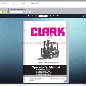 Clark Archives - Auto Repair Software-Auto EPC Software-Auto