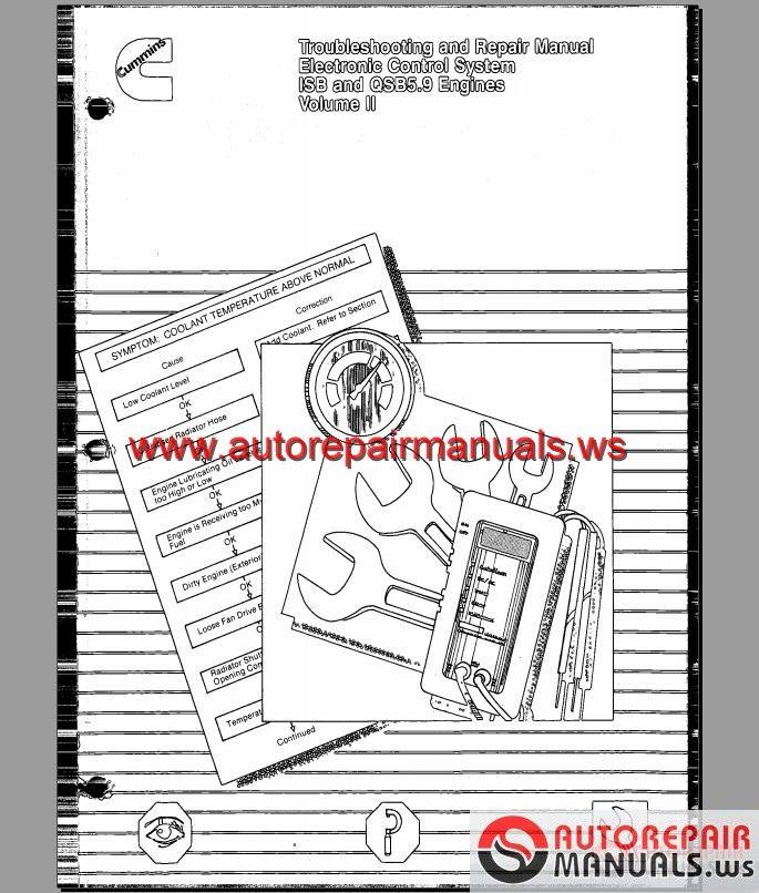 Cummins Wiring Diagram Full DVD - Auto Repair Software-Auto EPC