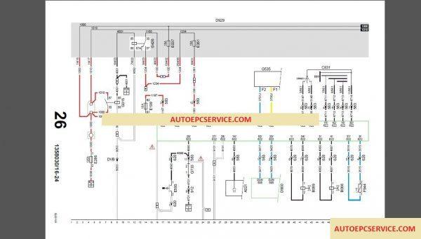 Daf Wiring Diagram - Go Wiring Diagrams on