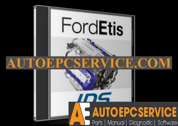 Ford ETIS DVD (08 2013) full