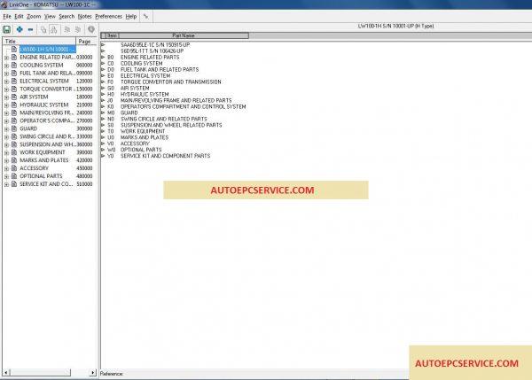 komatsu wa470 5 wa480 5 wheel loader workshop service repair manual download 70001 and up 80001 and up