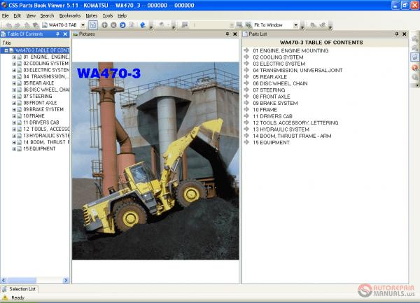 komatsu pc450 7k hydraulic excavator service manual