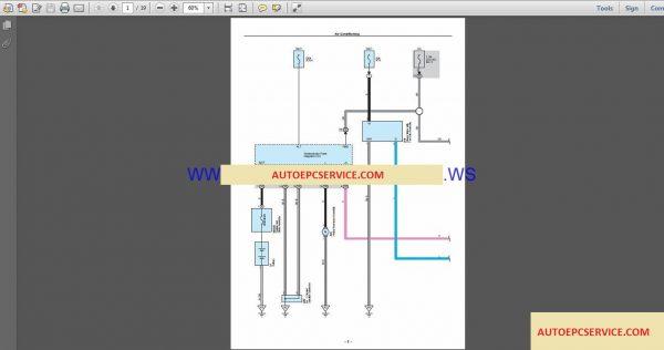Lexus Rx450h Wiring Diagram