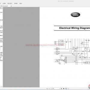 land rover archives - auto repair software-auto epc ... honda rancher 420 wiring diagram