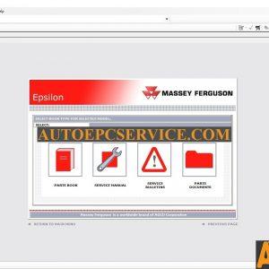 Massey Ferguson EU Parts Catalog [05 2018] - Auto Repair Software