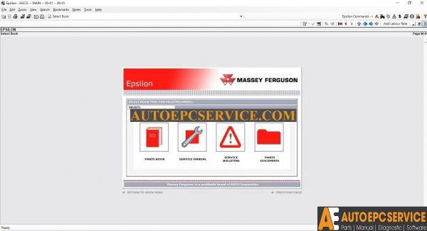 Massey Ferguson NA Workshop Manual [05 2018]