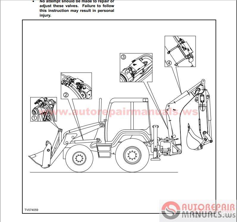 Terex All Set Service Manual