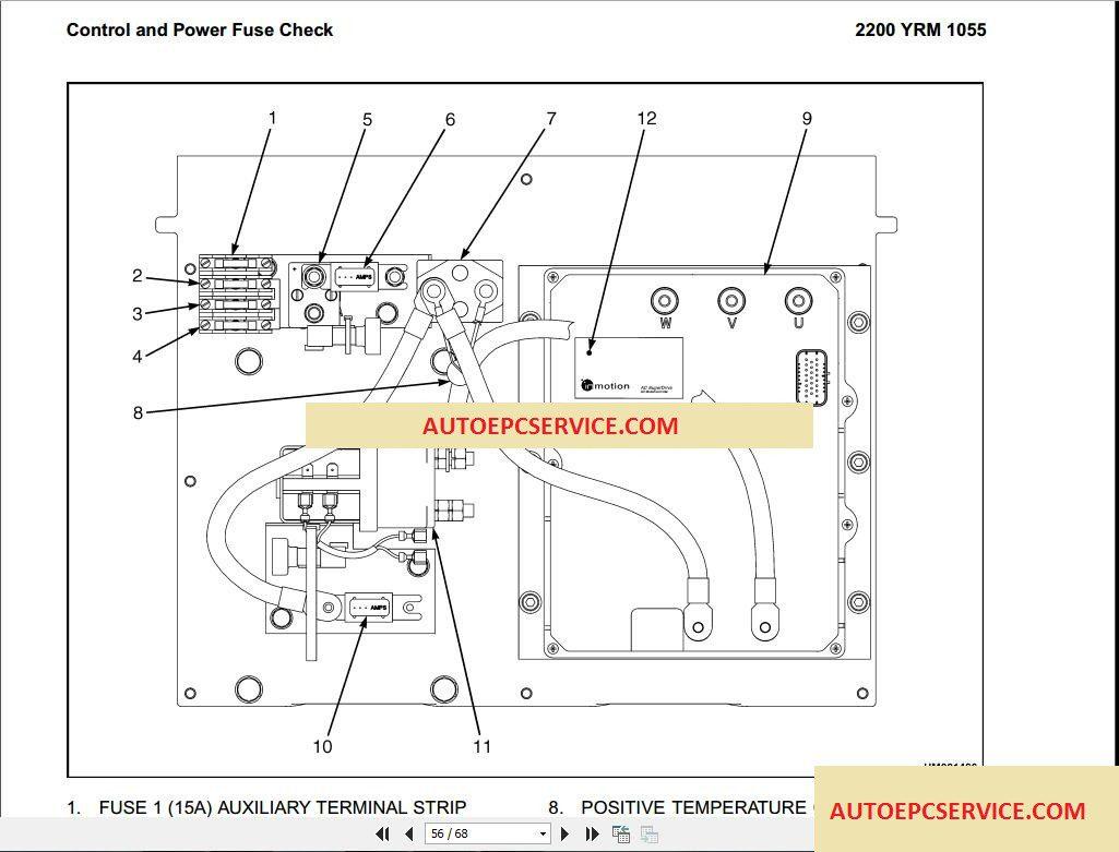 Yale Forklift full set PDF (Parts & Manuals) – Auto Repair Software-Auto  EPC Software-Auto Repair Manual-Workshop Manual-Service Manual-Workshop  Manual