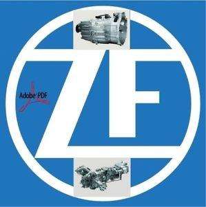 ZF Transmission All Model Full Set Manual