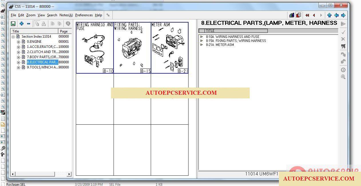 Isuzu Css Net Epc 042018 Auto Repair Software Fvz Wiring Diagram Manual Workshop Service