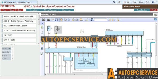 Gsic Toyota Yaris Ncp130 131 2011 Workshop Manual Auto Repair Software Auto Epc Software Auto Repair Manual Workshop Manual Service Manual Workshop Manual