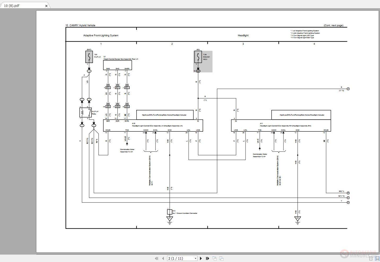 2002 Camry Wiring Diagram Pdf