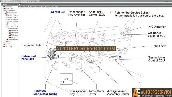 2005 toyota prius wiring diagrams toyota hiace 2005 to 2013 trh kdh lh 2 electrical wiring diagrams  toyota hiace 2005 to 2013 trh kdh lh 2