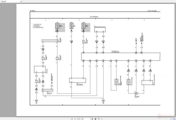 toyota prius wiring diagram toyota prius 2016 2018 electrical wiring diagram auto repair  toyota prius 2016 2018 electrical