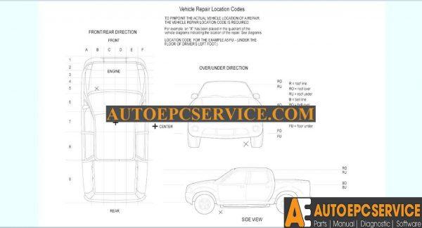 Ford Ranger 2015-2016 Wiring Diagrams Manual