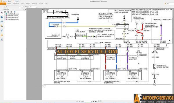 Mazda 3 2018 2 4l Wiring Diagrams, 2018 Mazda 3 Wiring Diagram