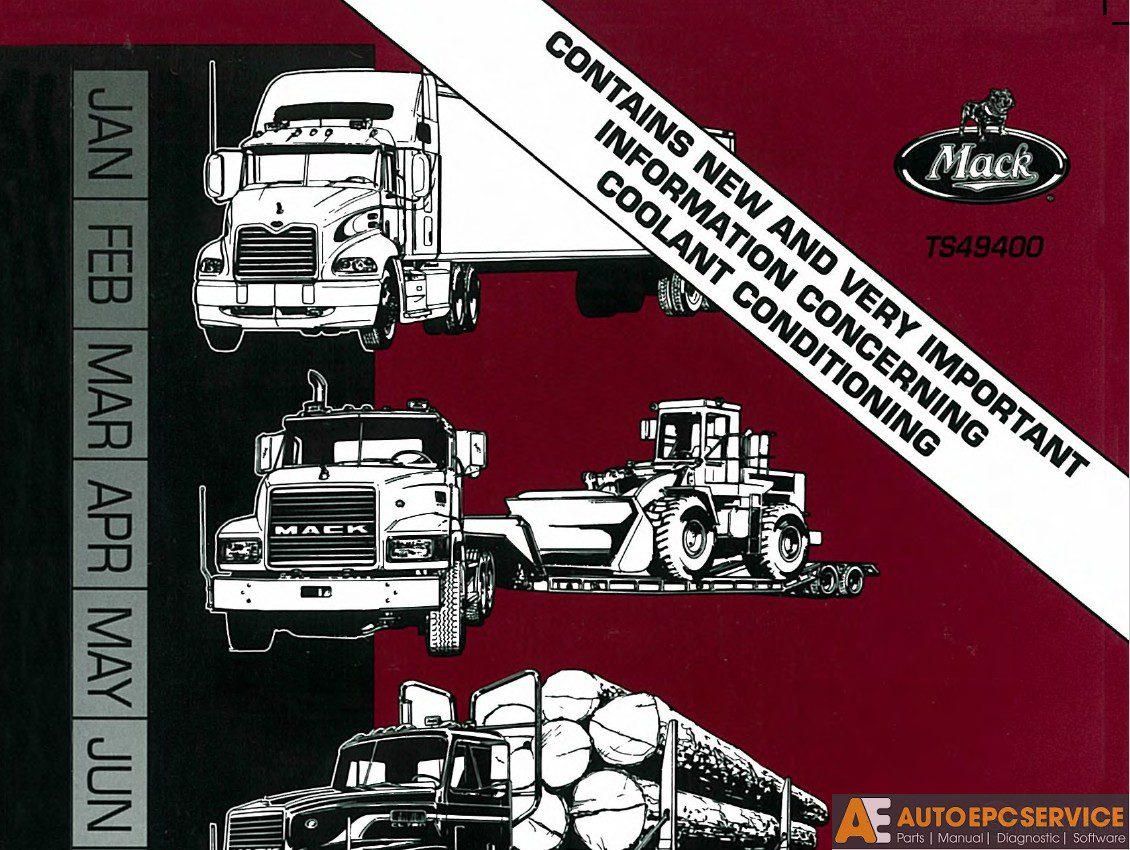 mack truck pdf operator's manual cd - auto repair software-auto epc  software-auto repair manual-workshop manual-service manual-workshop manual