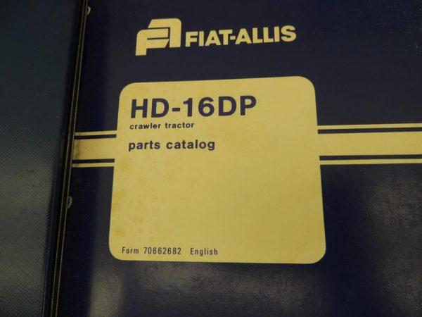 FIAT ALLIS Parts Catalog Full Set DVD