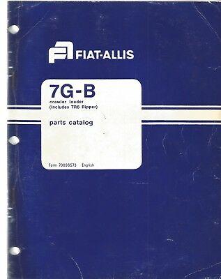 FIAT ALLIS Shop Manual Full Set DVD 1