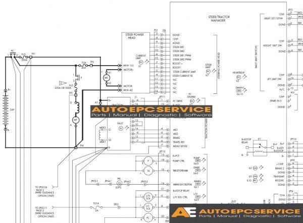 toyota forklift 7fgu15 service manual