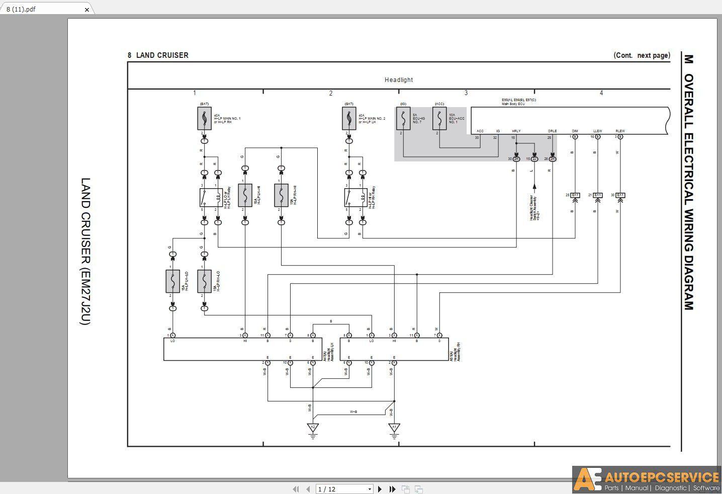 40 Toyota Land Cruiser Wiring Diagram   seed anywhere Wiring ...