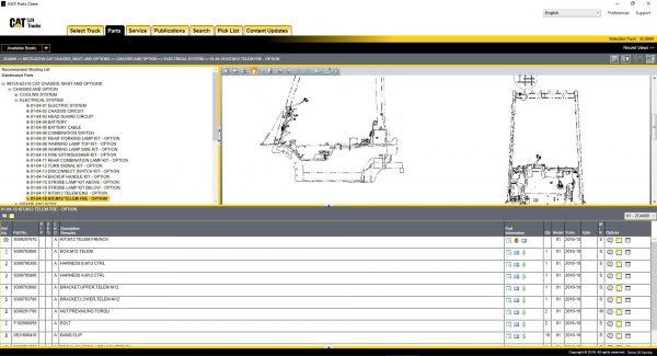 Caterpillar_Lift_Trucks_052019_MCFA_Spare_Parts_Catalogue_Service_Manuals20