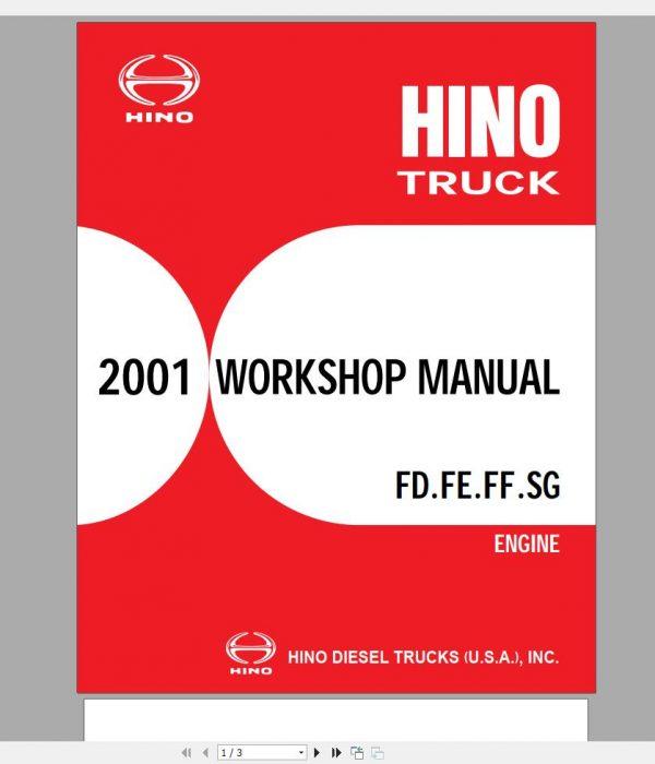 HINO_Truck_Workshop_Manuals_2001_CD2