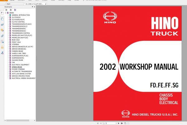 HINO_Truck_Workshop_Manuals_2002_CD3