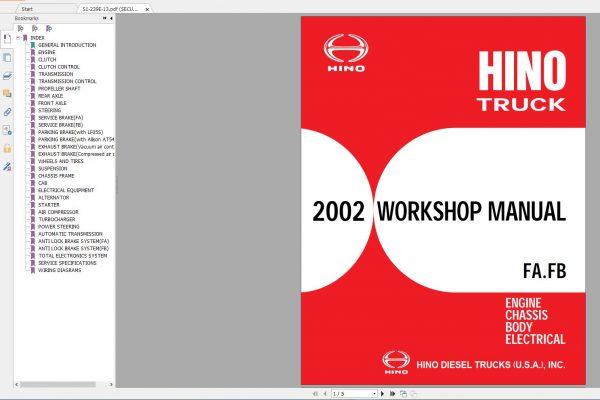 HINO_Truck_Workshop_Manuals_2002_CD4
