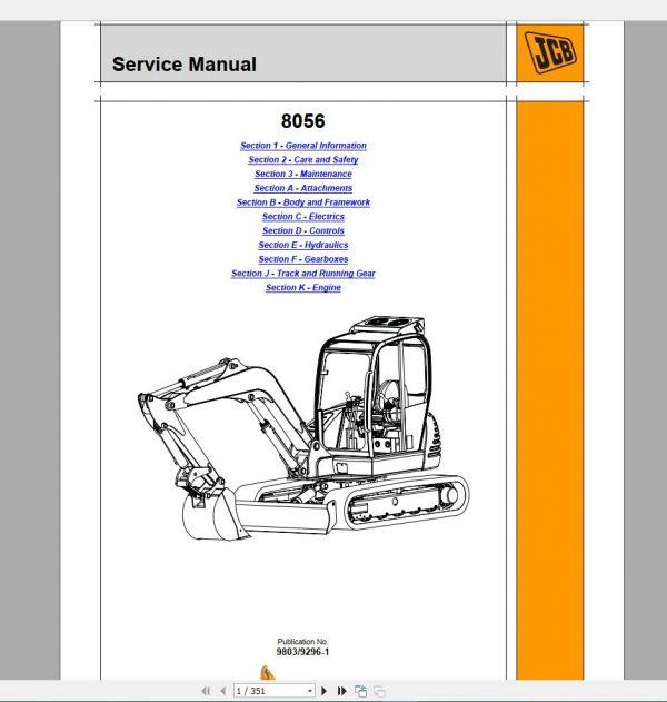 JCB_New_Model_Service_Manual_2019_Full_DVD11