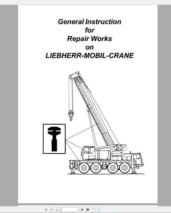Mobile Crane Diagram - Wiring Diagram Liry on