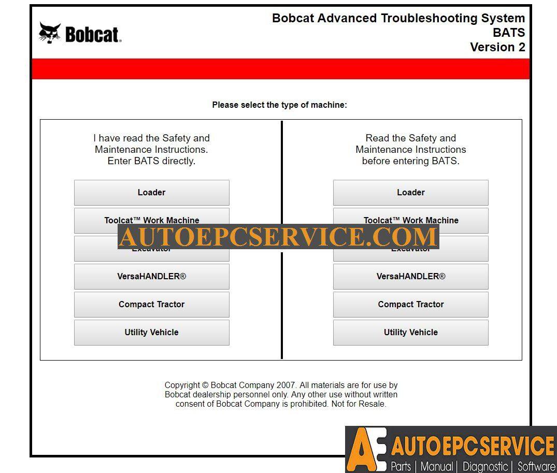 Bobcat_Advance_Troubleshooting_System_BATS_112017_Full_Instruction6