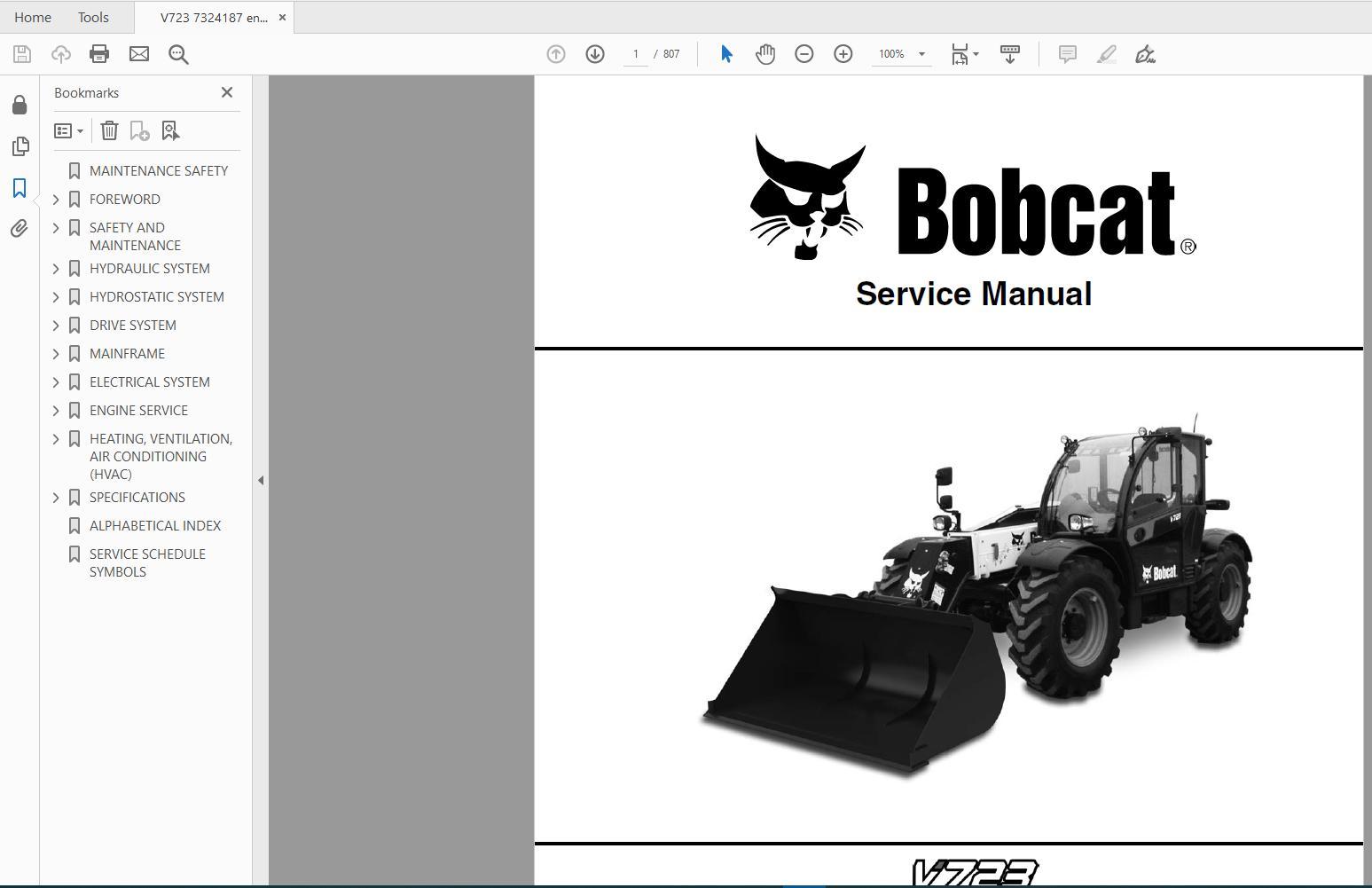 Bobcat_Versa_HANDLER_TTC_Telescopic_Handler_Service_Library_2017_DVD8