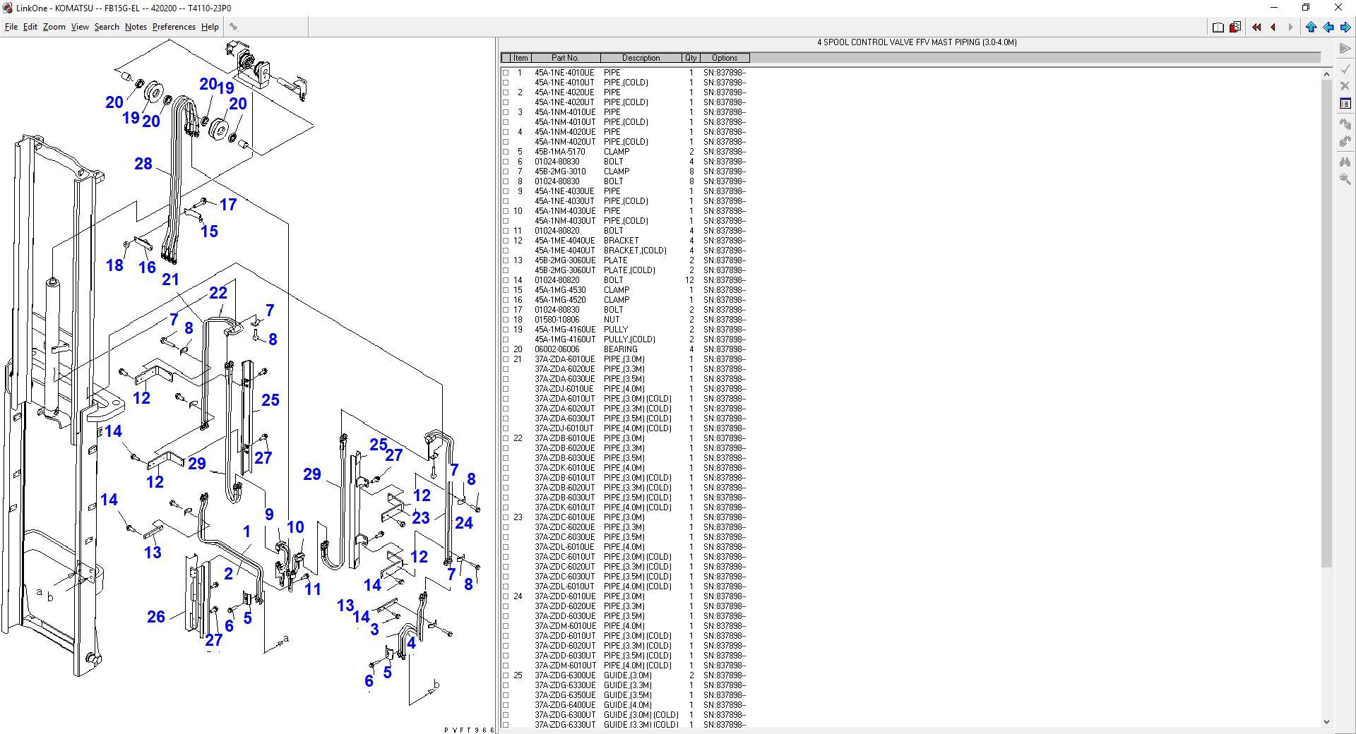 Komatsu_Forklift_Link_One_112012_Spare_Parts_Catalog7