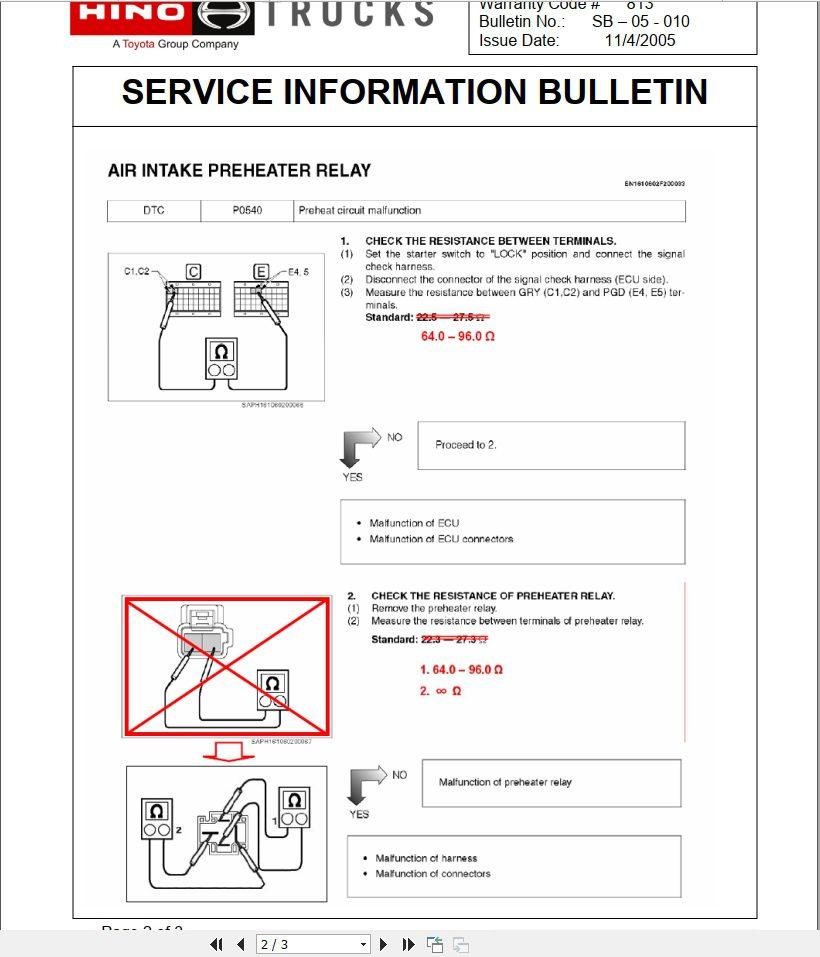 Hino Archives - Auto Repair Software-Auto EPC Software-Auto