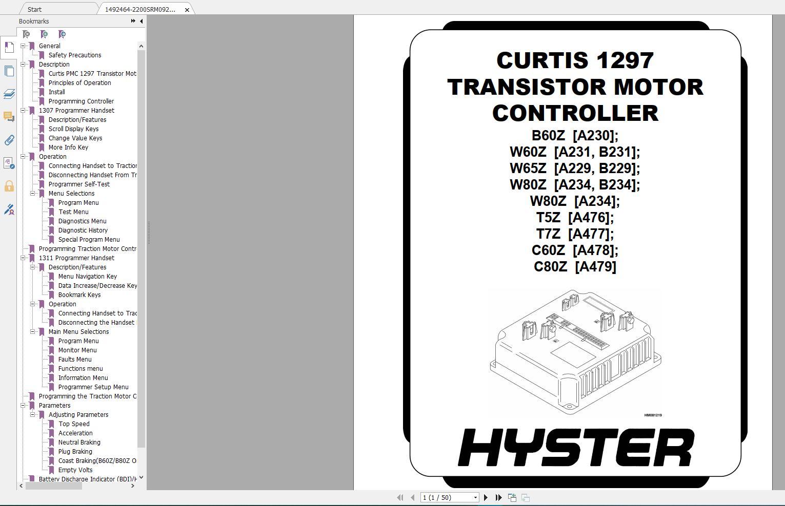 Hyster_Class_3_Electric_Motor_Hand_Trucks_Repair_Manuals7