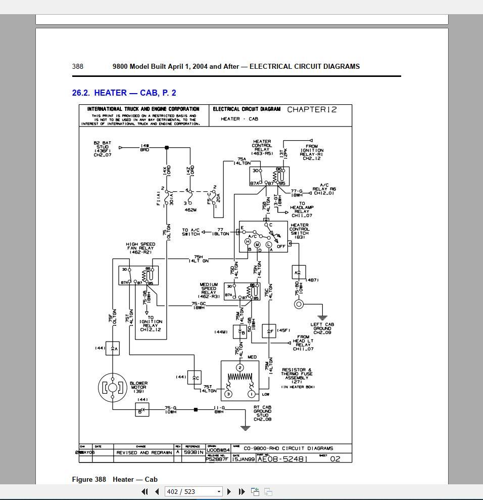 International_Trucks_Full_Model_Service_Manual_DVD3