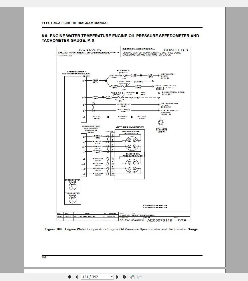 International Trucks Full Model Service Manual Dvd