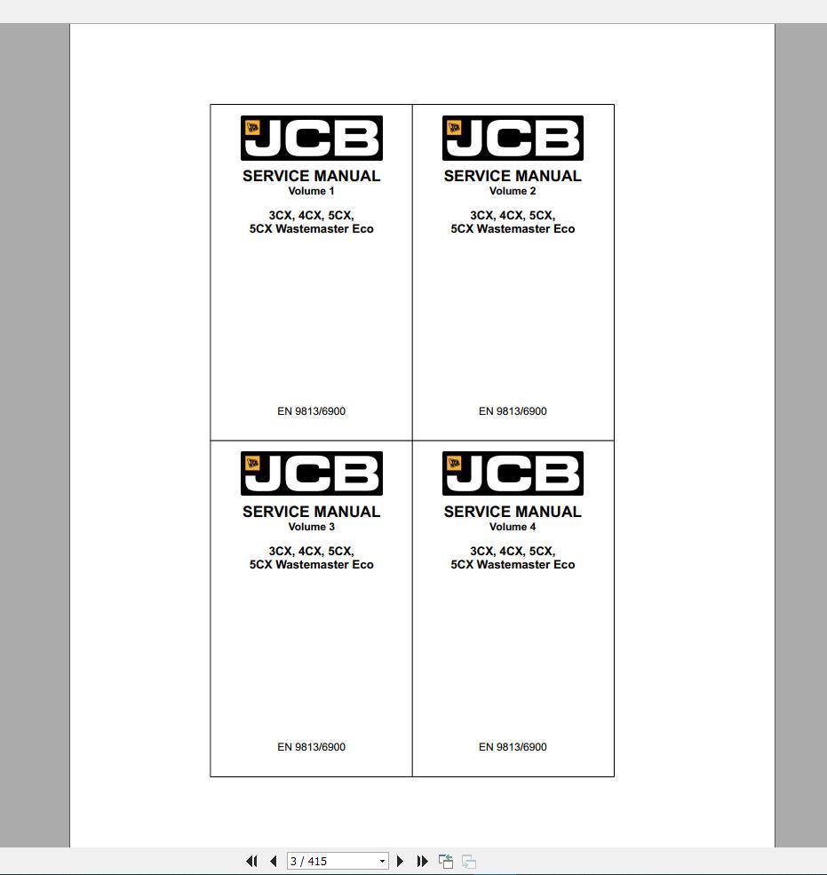 JCB_Service_Manual_All_New_Models_102018_DVD7