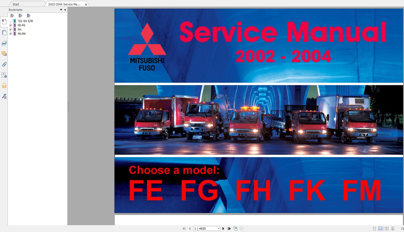 Mitsubishi_Truck_Fuso_2016_Service_Manual_Full_DVD11