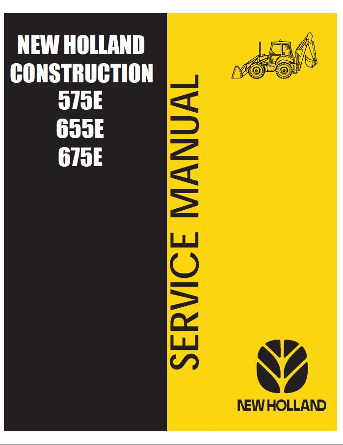 New-Holland-Ford-555E-575E-655E-675E-Tractor-Loader-Backhoe-repair-manual