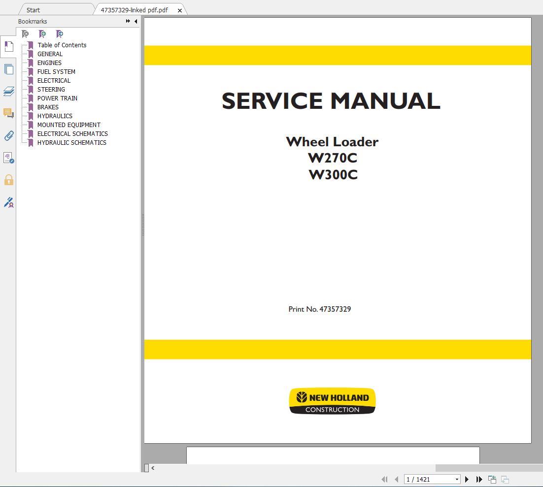 New_Holland_Service_Manual_2019_Full_150Gb
