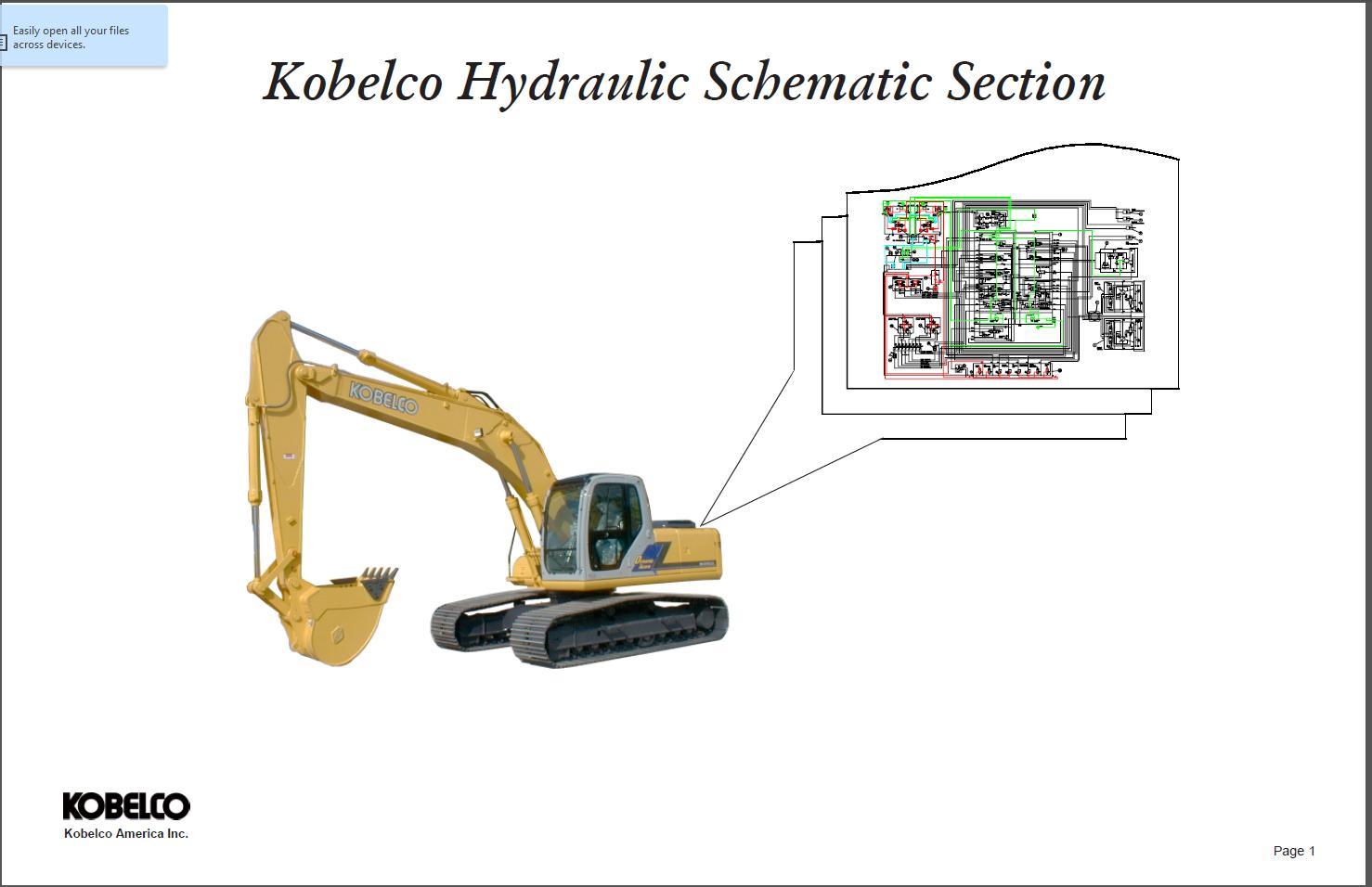 Kobelco_Construction_Machinery_New_Models_Service_Manuals_DVD1