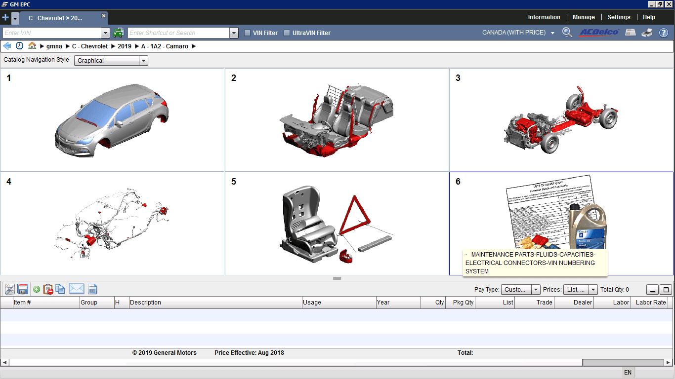 General_Motors_GM_NA_EPC_042019_Spare_Parts_Catalogue_1