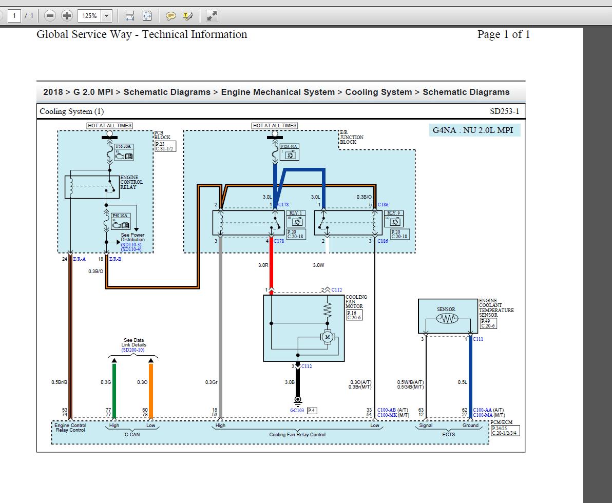 Wiring Diagram For Hyundai Excavator
