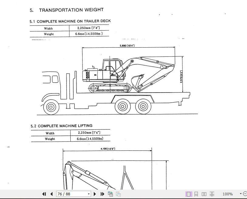 Kobelco_Hydraulic_Excavator_K903-II_Operators_Manual_4