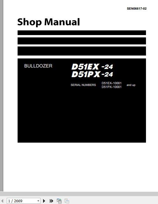 Komatsu_Bulldozer_D51EX-24_D51PX-24_D51EX-10001andup_Shop_Manual_SEN06617-02_1